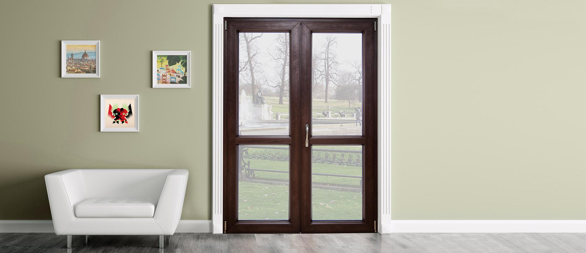 Porte balcone okna samoraj porte e finestre in pvc - Misure porta finestra ...
