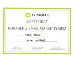 Certificato Freshmail