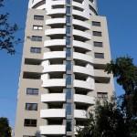 Palazzo condominiale Sun Tower finestre pvc