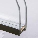 Okna Samoraj finestra PVC vetrocamera doppia Ug = 1,1 W/m2K