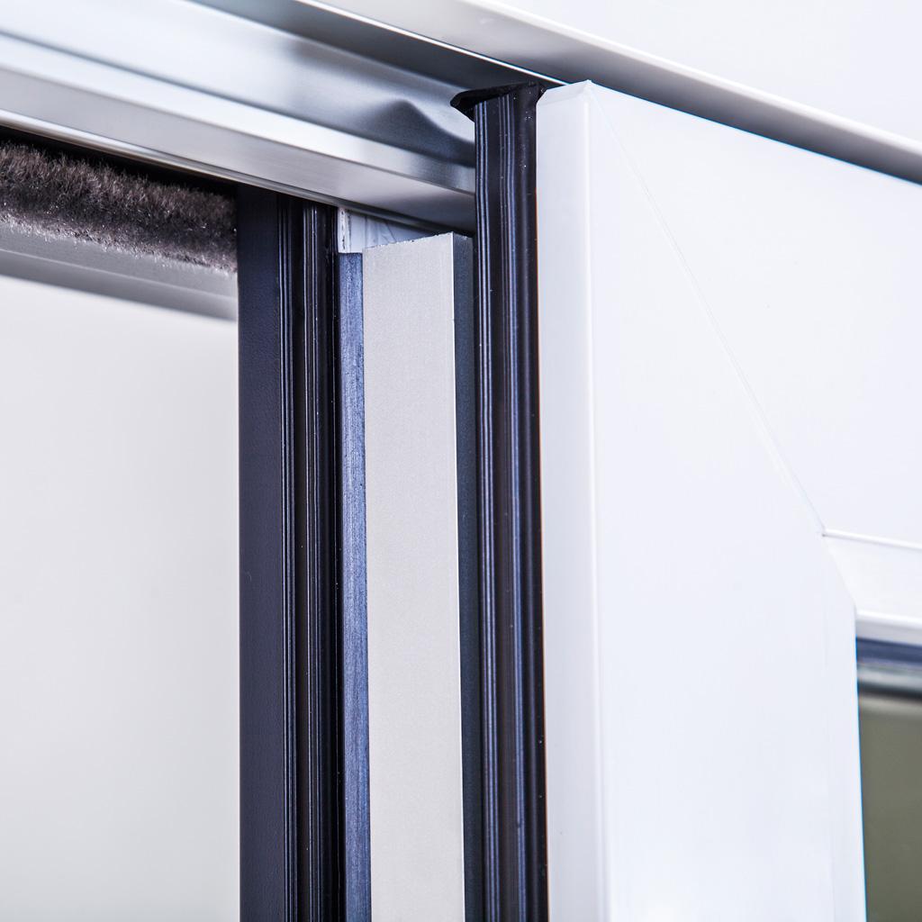 Porte alzanti scorrevoli hst okna samoraj porte e - Ferramenta porta scorrevole ...