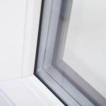 Okna Samoraj porta alzante scorrevole in pvc vetro triplo con canalina calda TGI