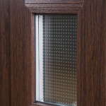 Okna Samoraj porta d'ingresso vetro stampato Master-Carre Pilkington