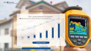 calcolatore di risparmio energetico Okna Samoraj