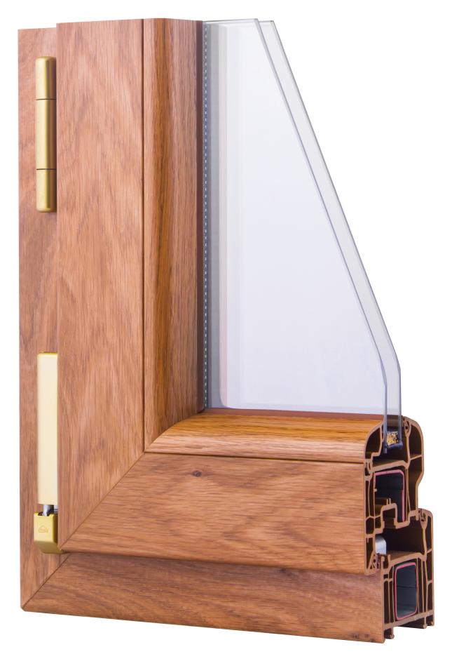 Finestre pvc legno gallery of porta finestra scorrevole - Porta finestra scorrevole esterna ...